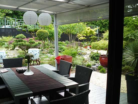 Le jardin d\'inspiration japonaise d\'Alice à Quimper - Arrosoirs et ...