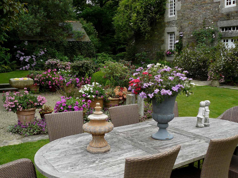 Les jardins du botrain en juin m r de bretagne 22 for Boulevard du jardin botanique 20 22