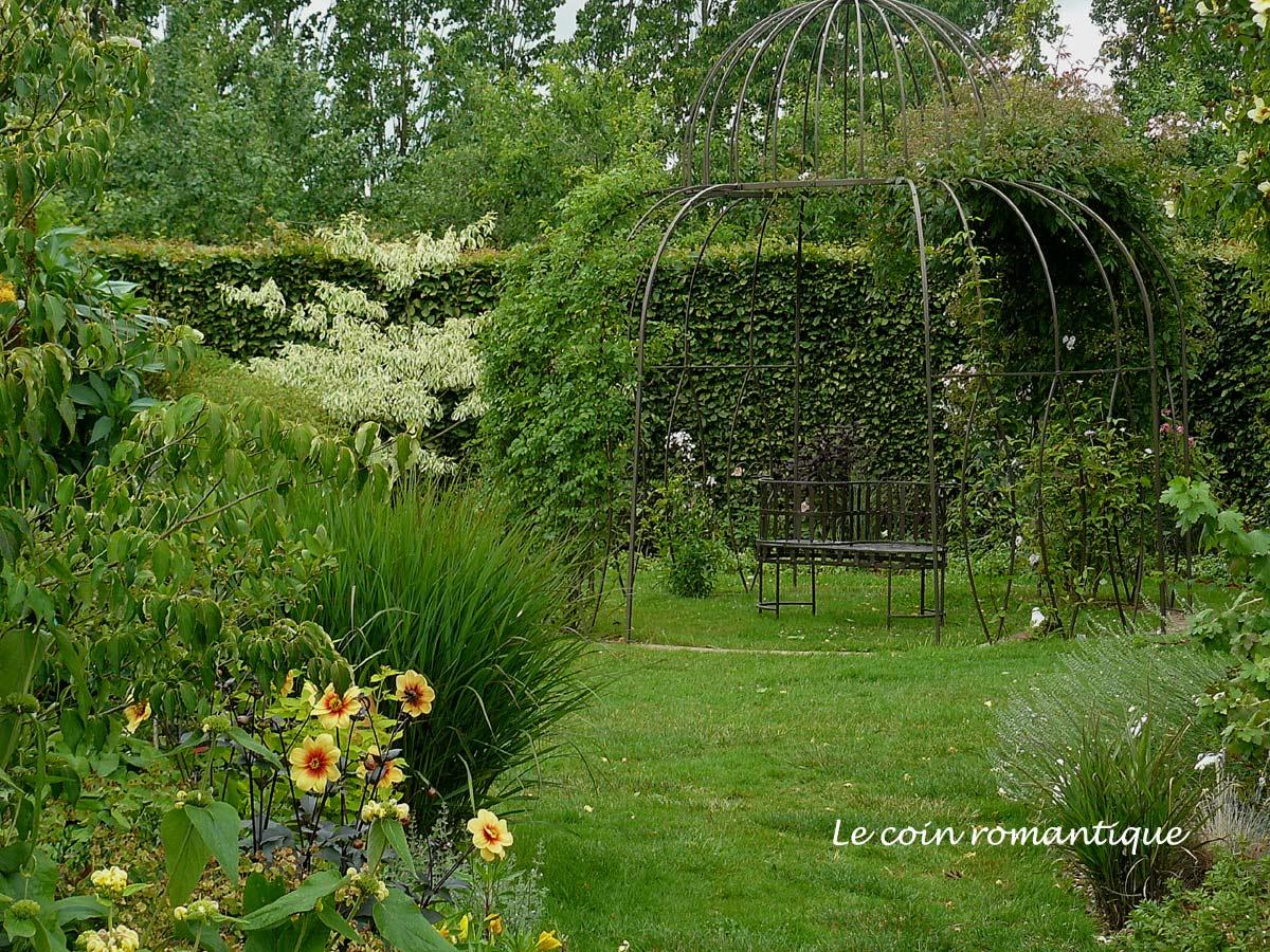 Le Jardin Secret Du Grand Boulay Denaz 53 Arrosoirs