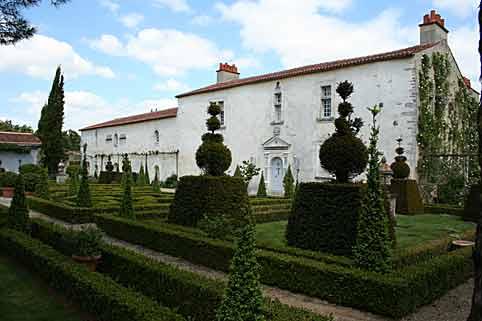Le jardin du b timent 85 le jardin de william christie for Jardin william christie