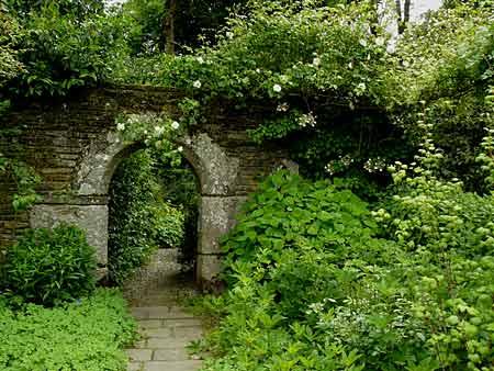 Le jardin de la rue au lin gouarec 22 arrosoirs et for Au petit jardin proven