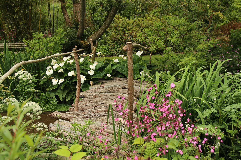 D co visite jardin georges delaselle 86 67 16 limoges for Decoration jardin plantes