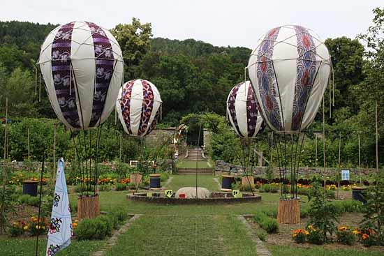 Chronique d un jardin de bretagne sud en juillet 2016 for Jardin wesserling